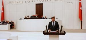 """İYİ Parti Kayseri Milletvekili Ataş: """"Kayseri'ye yüksek hızlı tren yatırım programında yine yok"""""""