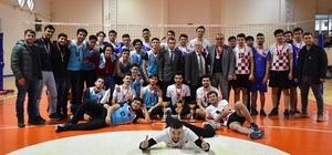 Isparta'da KYK Turnuvaları sona erdi