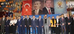 AK Parti Çorum Merkez İlçe Akar'la devam