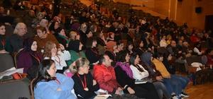 """Sinop'ta """"Mizaç Bilinçaltı Temizliği"""" konferansı"""
