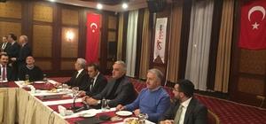 """Bakan Ersoy, """"Doğu Ekspresi"""" ile Sarıkamış'a geldi"""