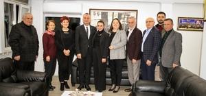 Başkan Ayhan'dan KAFFED'e kotra