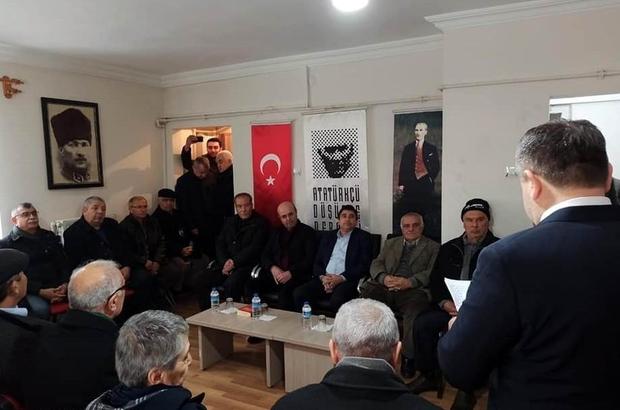 ADD, Kırşehir'de 13. olağan genel kurulunu yaptı