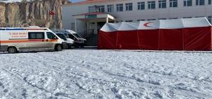 Kars UMKE 10 ekiple Van'da
