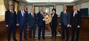 """Kırşehir Valisi İbrahim Akın: """"Vergi bilinci oluşması için hassasiyet gösteriyoruz"""""""