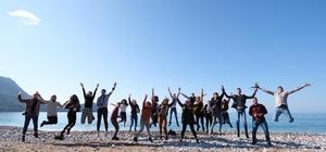 Karaöz, Adrasan ve Olympos'ta Doğanın Kalbini Çekiyoruz etkinliği