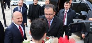 """Bakan Kasapoğlu: """"Yarıların şampiyonlarını her alanda yetiştireceğiz"""""""