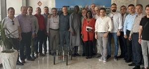 Doğu Karadeniz Bölgesi ihracatçıları Senegal'den büyük umutla döndü