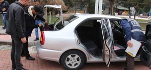 Kula'da okul önlerinde 'huzur' uygulaması 16 sürücüye toplamda 5 bin 161 TL cezai işlem uygulandı