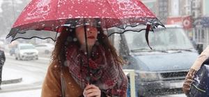 Bayburt'ta yağmurla karışık kar yağışı bekleniyor