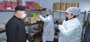 Uşak'ta 6 günde bin 54 gıda işletmesi denetlendi