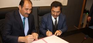Milli Eğitim Müdürlüğü ile KUDAKA arasından işbirliği protokolü imzalandı