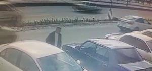 Otomobilden cep telefonu çalan hırsız adliyeye sevk edildi