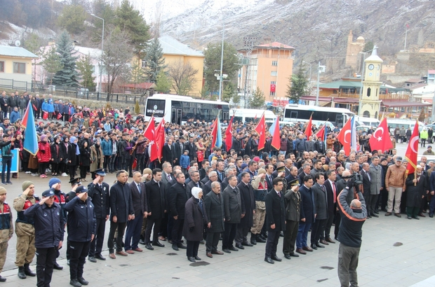 İspir'de kurtuluş coşkusu Panayır alanında düzenlenen etkinlikler renkli görüntülere sahne oldu