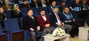Belediye personeline eğitim semineri