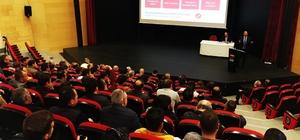 KAAN projesi, Marmaris'te özel güvenlik personeline anlatıldı