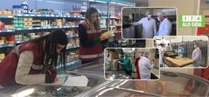 Bayburt'ta gıda denetimi seferberliği