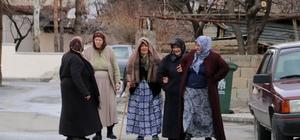 Kadınlar mahalleye bakkal yada market açılmasını istedi