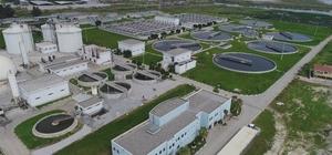 Karaduvar Atıksu Tesisinde 1 milyon 502 bin kilovat saat elektrik enerjisi üretildi