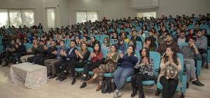 Tarsus ve Erdemli'de öğrencilere motivasyon eğitimi verildi