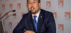 Doğu Türkistan Milli Meclisi Başkanı Tümtürk'ten 'Doğu Türkistan' konferansı