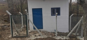 Gölköy'de yürütülen içmesuyu terfi binası ve enerji nakil hattı çalışması tamamlandı