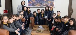 Öğrencilerden Başkan Köse'ye ziyaret