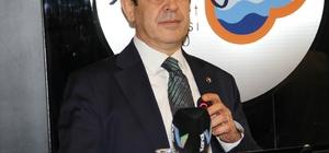 """ATB Başkanı Çandır'dan domateste kota açıklaması: """" Kota kaldırılsın"""" ATB başkanı Ali Çandır: """"Beklentimiz kotaların olmadığı, gümrüklerdeki işlemlerin ve ticaretin kolaylaştırıldığı bir ticaret düzenidir."""" ATB Şubat ayı meclis toplantısı gerçekleştirildi"""