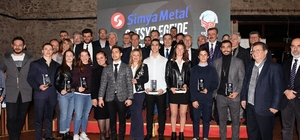 Ege'de Yılın Spor Ödülleri sahiplerini buldu