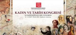 Kadın ve Tarih Kongresi Şanlıurfa'da yapılacak 8 Mart Dünya Kadınlar Günü'nün haftasında Kadın ve Tarih Kongresi