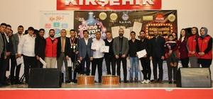 Gençlik merkezinde, kültür ve sanat yarışmaları düzenlendi