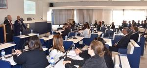 Salihli Belediyesi eğitim programına ev sahipliği yaptı