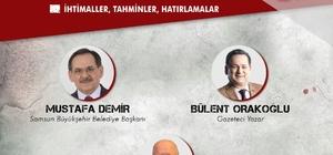 """Samsun'da """"28 Şubat"""" konuşulacak SAMÜ ve Samsun Büyükşehir Belediyesi 28 Şubat Paneli düzenleyecek"""