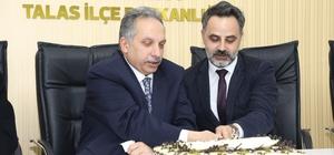 AK Parti Talas'ta 'Doğum Günü' Coşkusu