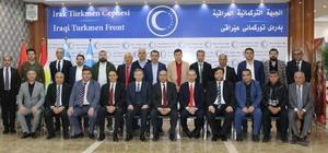 DTSO heyeti Erbil Valisi Ferset Sofi ile bir araya geldi