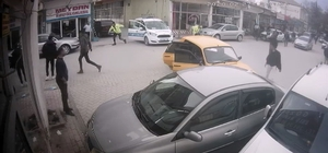 Polisten kaçan 4 kişi kaza yapınca yakalandı