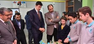 Demirkent Ortaokulunda 'Robotik Kodlama' atölyesi açıldı