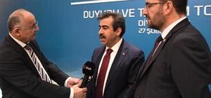 """Diyarbakır spor kenti olacak Diyarbakır Valisi Hasan Basri Güzeloğlu: """"Buz pateni pisti ve kapalı antrenman salonu yapacağız"""""""