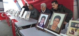 HDP önündeki evlat nöbeti 179'uncu gününde