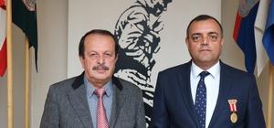 Kırşehir'de şehit ve gazilerden Mehmetçiğe destek