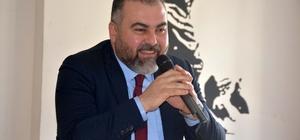 Başkan Erener başarılı olmanın sırrını anlattı