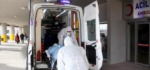 İran uyruklu tır şoförü taburcu edildi