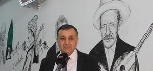 """(Özel) Bu okullar hem derste hem koridorda hem de duvarlarda öğretiyor Tomarza Milli Eğitim Müdürü Mehmet Kurt: """"Birçok okulumuzda sanatsal ve görsel faaliyetlere önem vermekteyiz"""""""