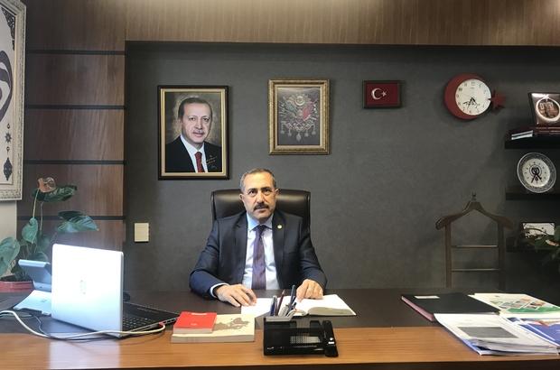 "Arvas'tan tokat gibi cevap AK Parti Van Milletvekili Abdulahat Arvas: ""İftira çirkin olduğu kadar acizliktir"""