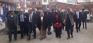 Olur'a kadın başkan