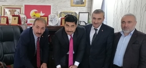 Tomarza Belediyesi'nde imzalar atıldı