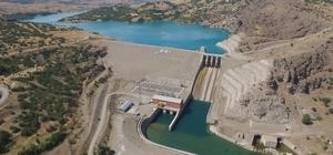 Tunceli'de DSİ 3 baraj yaptı, 5 sulama tesisi tamamladı
