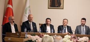Nevşehir Belediye Meclisi Mart ayı olağan toplantısı yapıldı