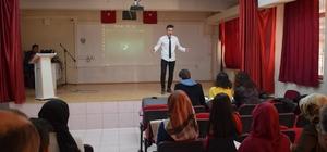 Çorum'da İstiklal Marşını en güzel okuma yarışması