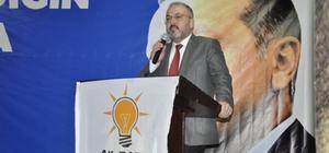 """CHP'li Özkoç'a tepki gösteren AK Partili Tek:""""Zillet ittifakının palyaçosu"""""""